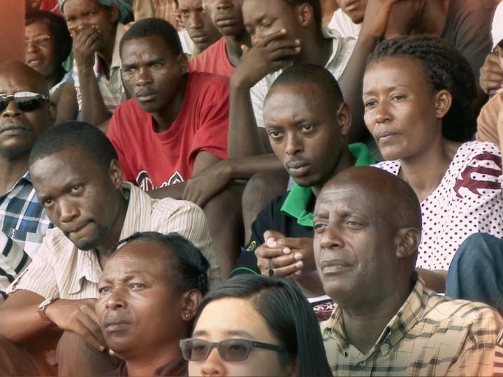 Democracy in Rwanda today
