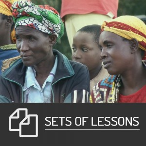 SETS OF LESSONS