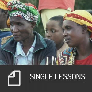SINGLE LESSONS